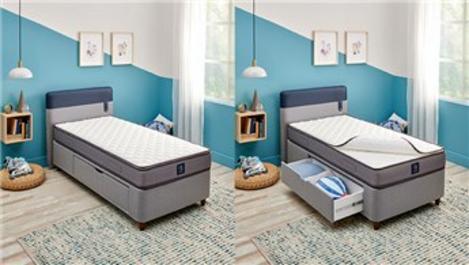 Yataş'ın Smartside çekmeceli bazası depolamayı kolaylaştırıyor!