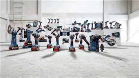 Bosch Elektrikli El Aletleri 2021'de de gücünü sürdürecek