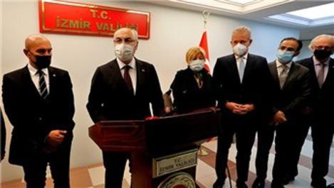 İzmir'deki hasarlı 33 okulu iş insanları yeniden yaptıracak