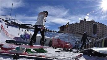 Kayak merkezlerindeki otellere yeni koronavirüs genelgesi!
