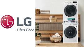 LG kurutucularla kışın çamaşır kurutma derdine son!