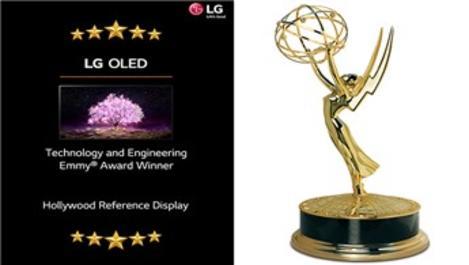 LG Oled TV'ye dünya çapında büyük ödül!