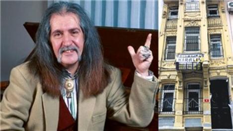 Barış Manço'nun Karaköy'deki ofis binası kiracı arıyor!