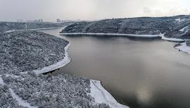 İstanbul barajlarında son durum! %36,96'ya yükseldi
