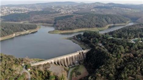 Barajlardaki su seviyesi son yağışlarla yüzde 19,13 arttı