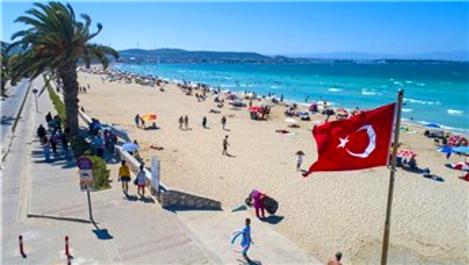 Turizm geliri 2020 yılında yüzde 65.1 azaldı