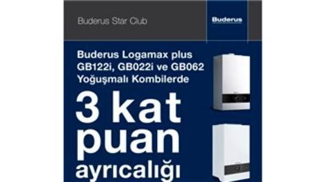 Buderus Star Club ile yeni nesil kombilerde kazandıran fırsat!