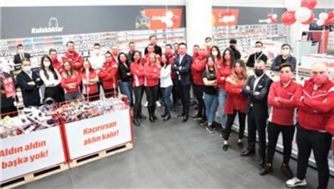 Media Markt Torium AVM mağazası açıldı!