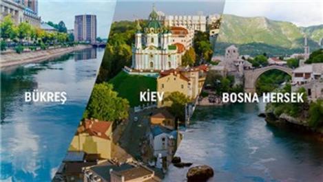 THY'den Balkanlar ve Ukrayna'ya 99 dolara seyahat imkanı