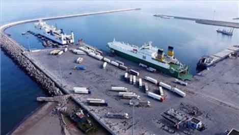 Karasu Limanı'ndan Romanya'ya ro-ro seferi başladı!