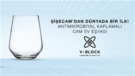 Şişecam'ın V-Block teknolojisi Paşabahçe ürünlerinde kullanılacak