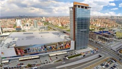 Vakıfbank, Ankara Taurus AVM'deki ofislerini satıyor!