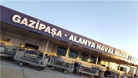 Gazipaşa Havalimanı Tailwind'in ilk Tahran uçuşunu karşıladı