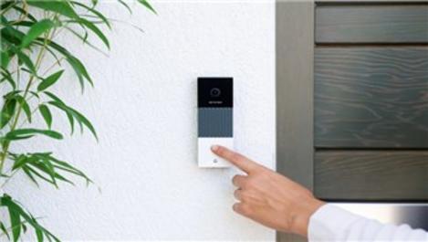 Netatmo akıllı kapı zili ile güvenlik ön planda!