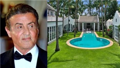 Sylvester Stallone malikanesini satıyor! Fiyatı tarihe geçti