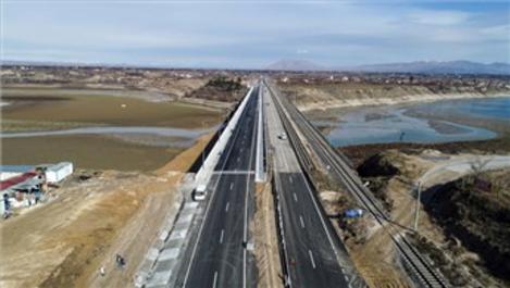 İtme sürme modeliyle üretilen Tohma Köprüsü açılıyor!