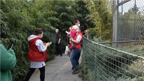 Darıca Faruk Yalçın Hayvanat Bahçesi yeniden ziyarete açıldı