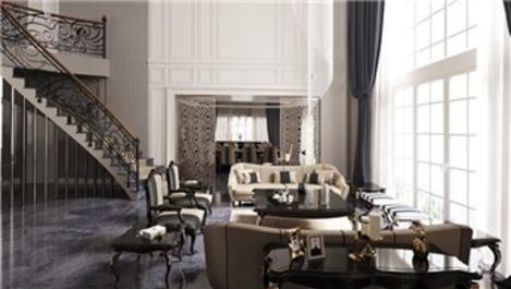 Luxury Line'dan yaşam alanlarında kişiye özel lüks tasarımlar