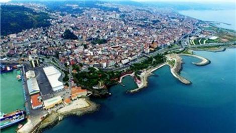 Trabzon'un inşaat malzemesi ihracatı yüzde 27 arttı