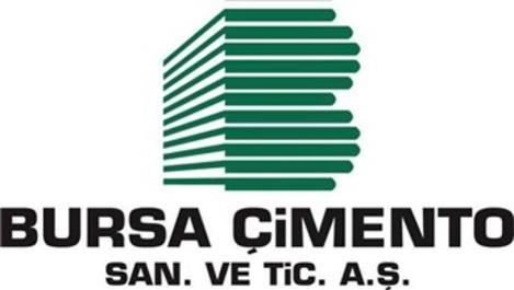 Bursa Çimento'ya yatırım teşvik belgesi!
