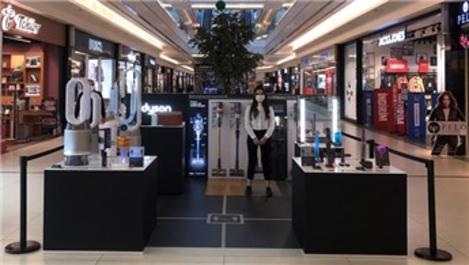Dyson, Bursa'daki ilk satış noktasını Korupark AVM'de açtı