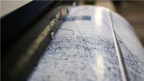 Konya Tuzlukçu'da 4,7 büyüklüğünde deprem!