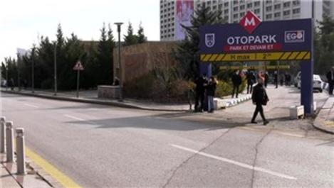 Ankara'da 'Park Et Devam Et' otoparklarının ilki açılıyor