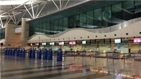 Esenboğa Havalimanı'nda antijen testlerine başlandı