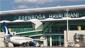 Esenboğa Havalimanı hangar mahalli ihale ile kiralanacak