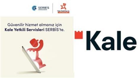 Kaleseramik'in tüm yetkili servisleri SERBİS'e kaydedildi