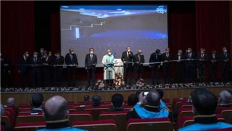 Başkan Erdoğan, RTE Üniversitesi ek binalarının açılışını yaptı