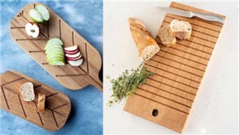 Ananas Woodworking'ten servis ve sunum ürünleri!