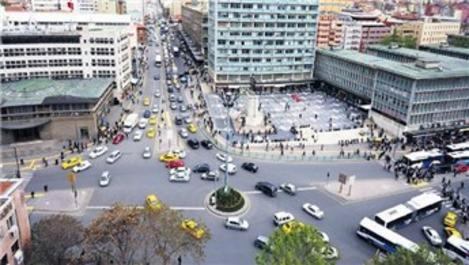 Ankara Ulus Meydanı ve çevresinde yenileme başlıyor!