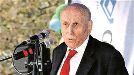İdris Yamantürk vefat etti! Güriş Holding'in acı günü!
