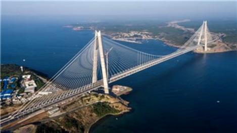 FSM ve YSS Köprüsü 15 Şubat'ta sarı renk olacak!