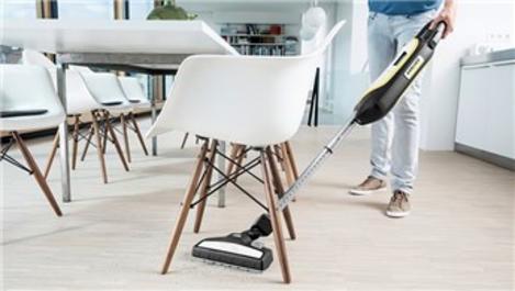 Kärcher kablosuz elektrik süpürge ile kusursuz temizlik!