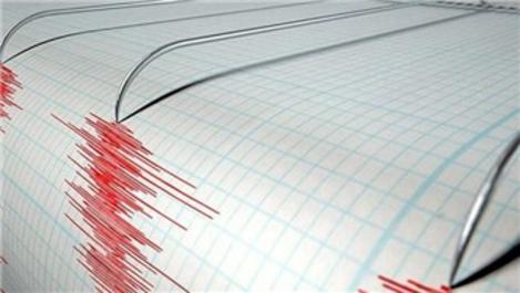 İzmir açıklarında 4.0 büyüklüğünde deprem!