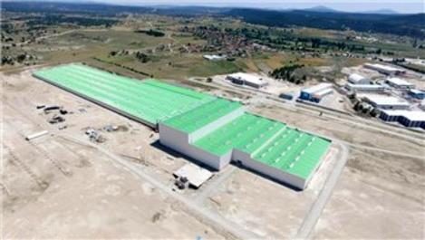 Güral Seramik fabrikası Assan Panel ürünleriyle inşa edildi