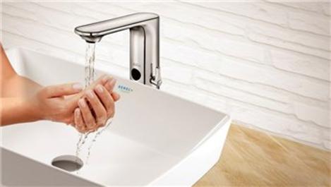 E.C.A. fotoselli ürünlerle su tasarrufu için çalışıyor