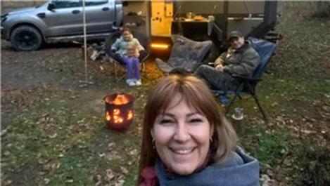 Pınar Altuğ kışın karavan, yazın teknede yaşayacak!