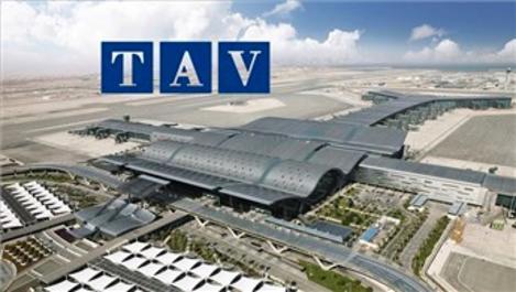 TAV, 2020'de 27 milyon yolcuya hizmet verdi!