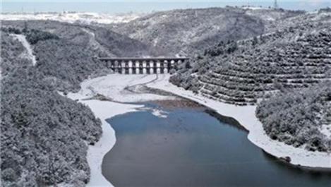 İstanbul'un barajlarında doluluk %48,67'ye yükseldi