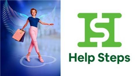 Ece Türkiye, AVM'lerde Help Steps ile adımları iyiliğe çevirecek