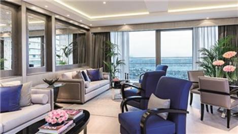 Raffles İstanbul 3 yıl üst üste 5 yıldız alan tek otel oldu