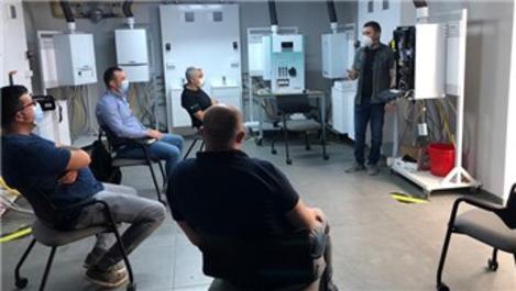 Vaillant Group teknik eğitim faaliyetlerini sürdürüyor