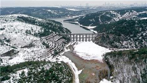 İstanbul'un barajlarındaki doluluk %49,16'ya çıktı