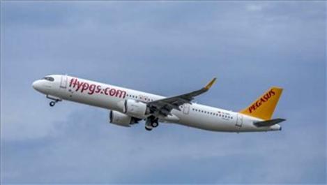 Pegasus, Ukrayna Odessa'ya uçuşları başlatıyor!