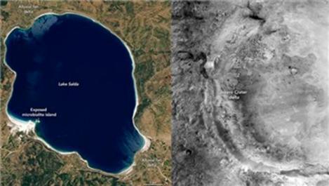 NASA'nın Salda Gölü açıklaması heyecanlandırdı!