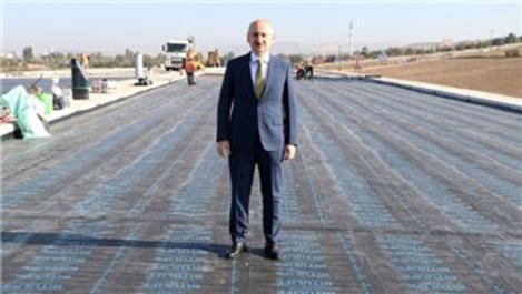 Ankara-Kahramankazan Yolu 2023'te hizmete açılacak