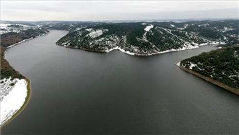 İstanbul baraj doluluk oranları yüzde 50'yi aştı!